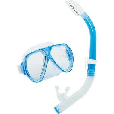 Tusa Capri Snorkelset Blauw