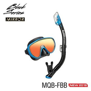 Tusa Serene Fishtail Blue MIRRORED
