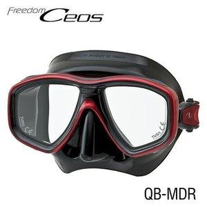 Tusa Ceos Zwart Masker