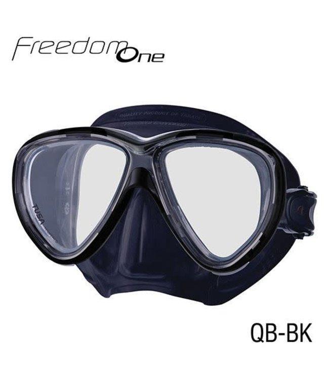 Tusa Freedom One Zwart masker
