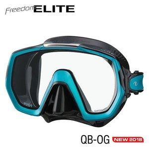 Tusa Elite Zwart Masker