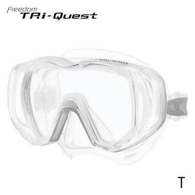 Tusa Tri-Quest Transparant Masker