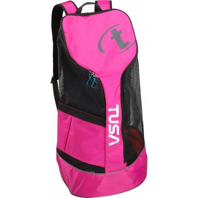 Tusa Mesh Backpack Roze