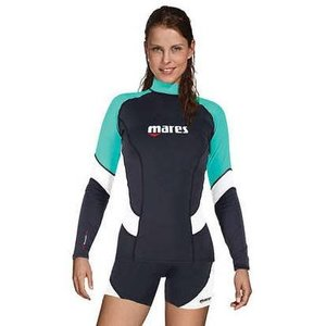 Mares Rash Guard dames lang
