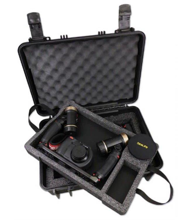 Sealife Deluxe Hard MAXX Case met Foam