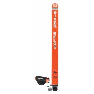 Mares Buoy Diver Marker compact set