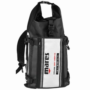 Mares Bag Cruise Dry MBP15 Zwart-Wit