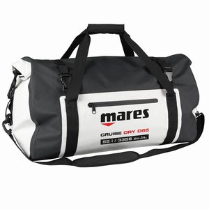 Mares Bag Cruise Dry D55 Zwart-Wit