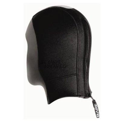 Bare 7mm Tech Dry Hood met rits