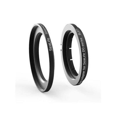 Sealife 52-67mm Step-up Ring