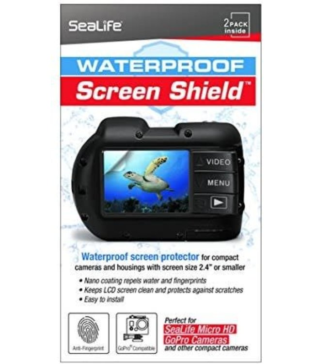 Sealife Screen Shield Micro HD/GoPro/Compact