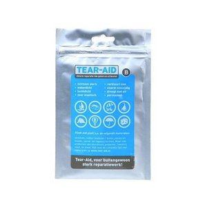 Tear-Aid Repair Set Silver Type B