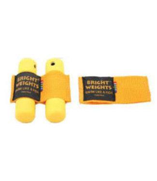Brightweights Brightweights Holsterband Geel (2st)