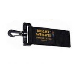 Brightweights Holsterband met Haak Zwart