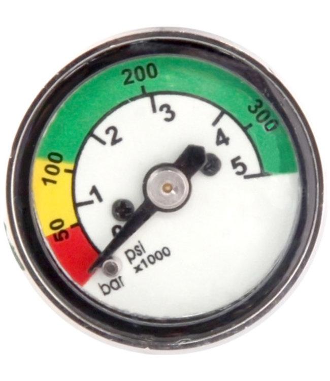 Tecline Button manometer
