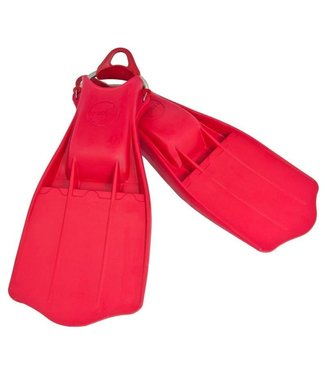 Tecline Tecline Jetstream Fins Rood