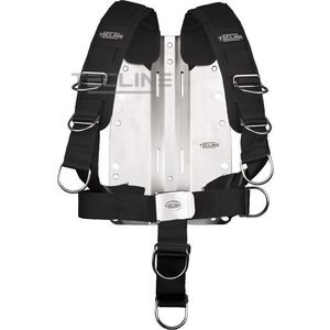 Tecline Comfort Harness incl 6mm RVS BP