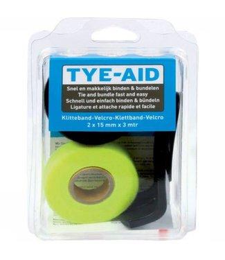 Tear-Aid Tye-Aid Blister Kit en Dispenser Velcro