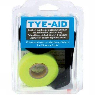 Tye-Aid Blister Kit en Dispenser Velcro
