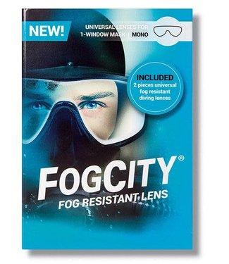 FogCity FogCity Lens Kit 1 Venster