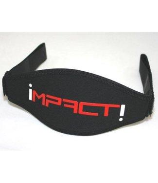 Impact Impact Maskerband Neopreen Zwart