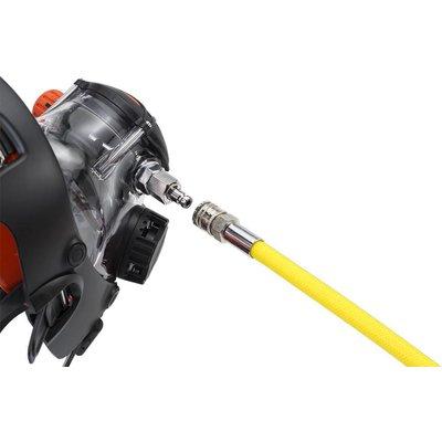 Oceanreef Extraflex Quick Connect Hose 120cm Geel