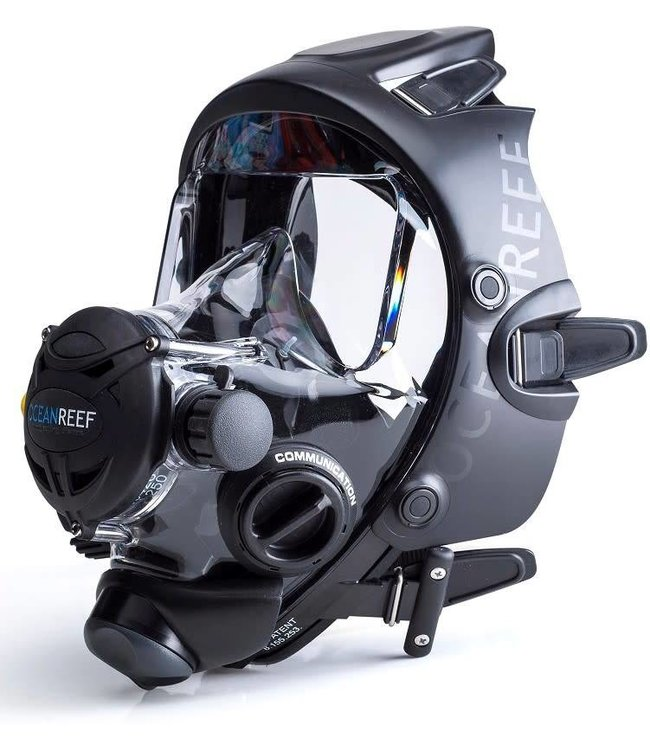 Oceanreef Space Extender Zwart