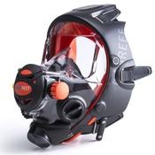 Oceanreef Space Extender Zwart-Oranje