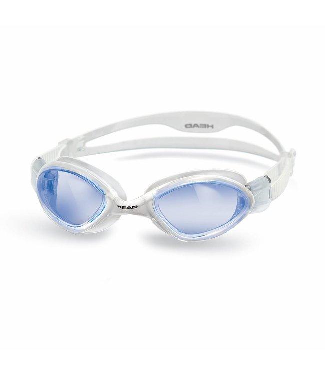Head Tiger zwembril Clear Blue
