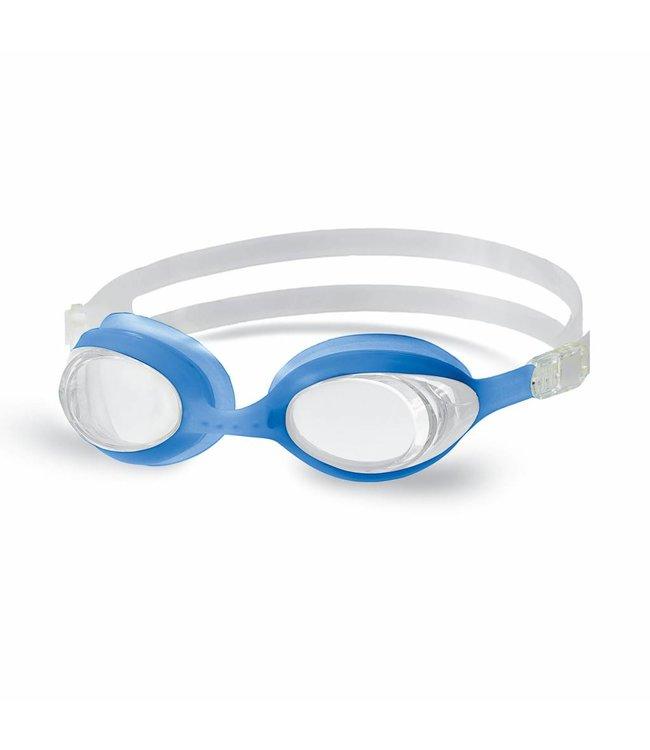Head Vortex zwembril Blue Clear