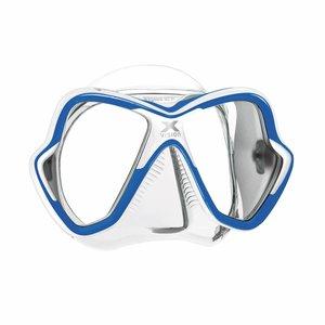 Mares X-Vision masker helder siliconen