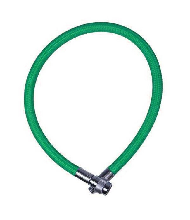 Xtreme Inflator slang 3/8 Groen