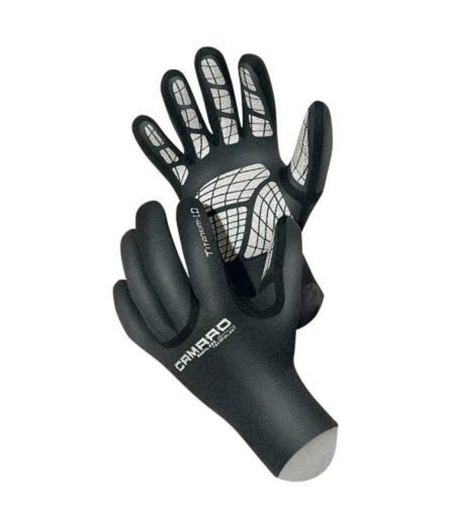 Camaro 1mm Titanium handschoen