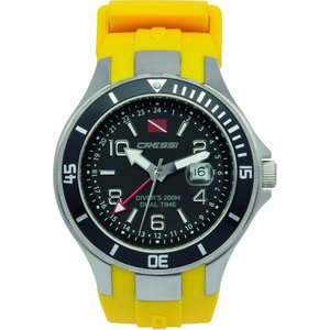 Cressi Traveller Dual Time Geel