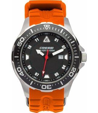 Cressi By The Sea Cressi Manta Horloge Oranje