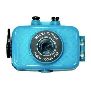 Intova I-Duo Camera Aqua
