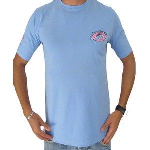 T-shirt Blauw Stonefish