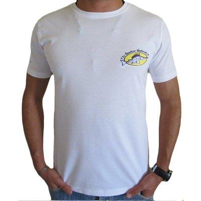 T-shirt Wit Yellyfish