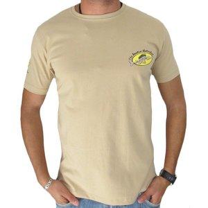 T-shirt Ecru Pufferfish