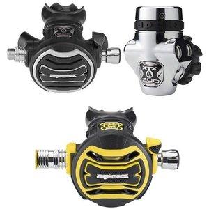 Apeks XTX200 DIN & XTX50 Octo set