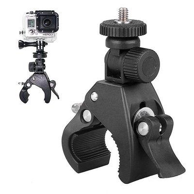 Clam Mount for GoPro