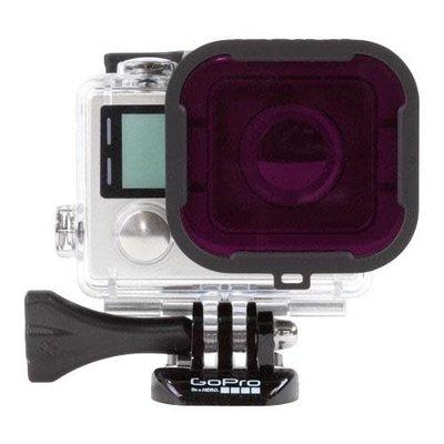 Magenta filter GoPro Hero 3+ en 4