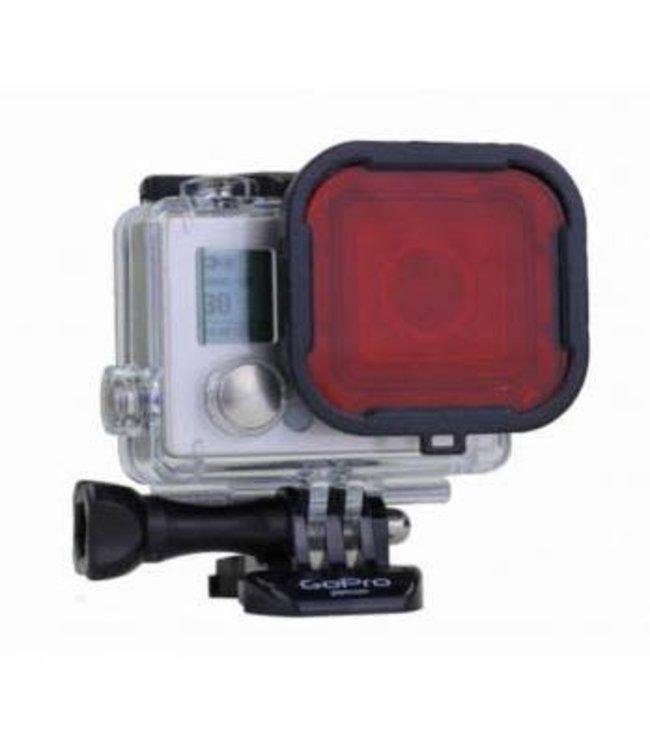PolarPro Rood Filter GoPro Hero 3+ en 4
