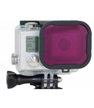 PolarPro PolarPro Magenta filter GoPro Hero 3+ en 4