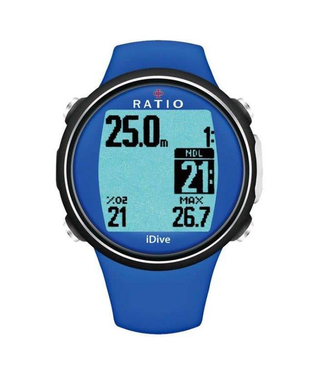 Ratio iDive Easy Sport Blauw