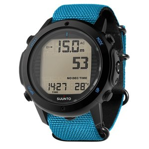 Suunto D6i Novo Zulu instructor