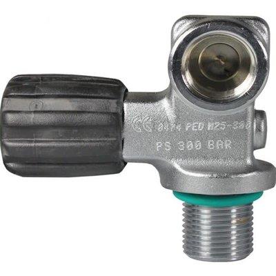 Kraan Enkel 230 bar M25X2