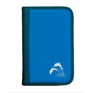 Sub-book logboek Blauw dolfijn