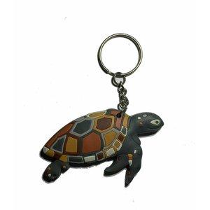 Sleutelhanger Turtle