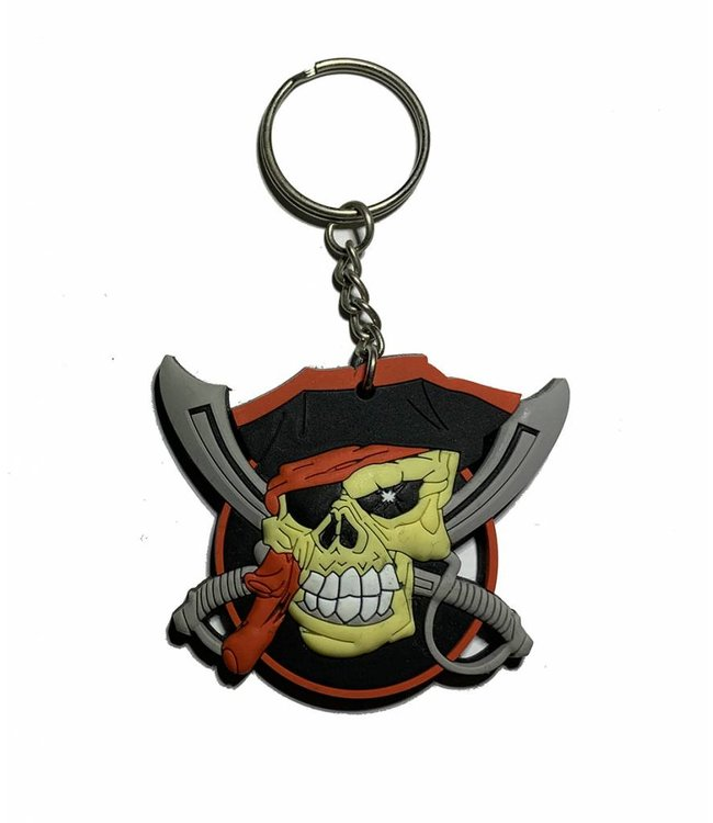 Sleutelhanger Pirate